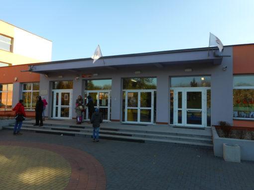 Jídelna Základní školy č. 15 v Ratiboři