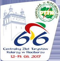 66 Centralny Zlot Turystów Kolarzy PTTK - Racibórz 2017