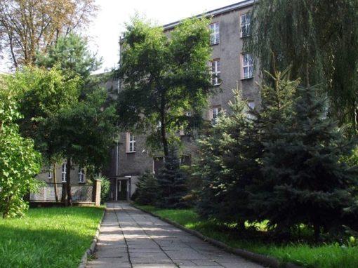 Internát Speciálního školního a výchovného střediska v Ratiboři