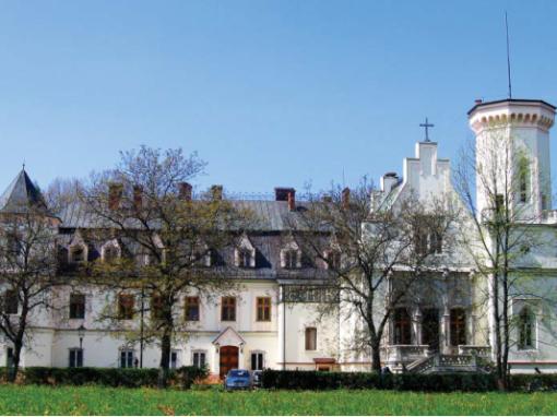 Pałac w Krzanowicach