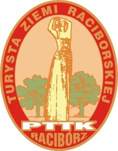 Odznaka Turysta Ziemi Raciborskiej Brązowa
