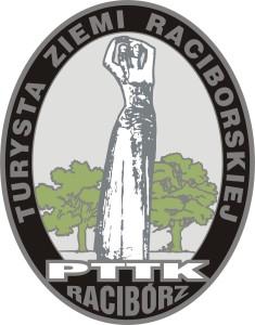Odznaka Turysta Ziemi Raciborskiej Srebrna