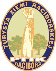Odznaka Turysta Ziemi Raciborskiej Szafirowa