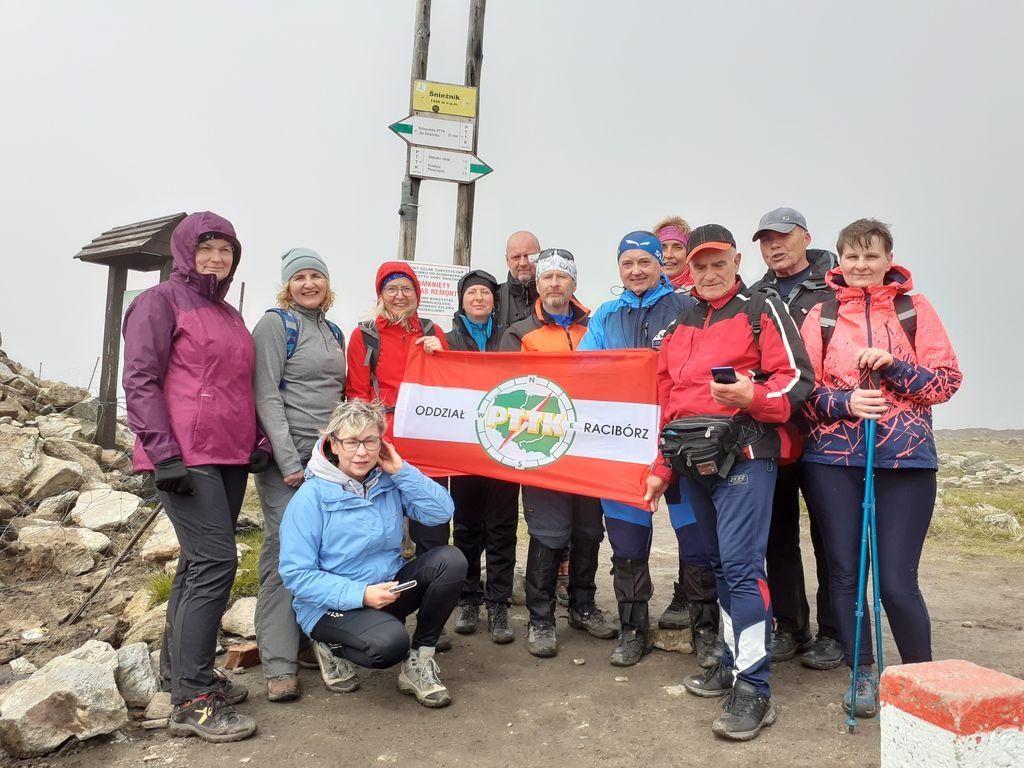 """Wyprawa Górska: """" Trójmorski Wierch i Śnieżnik """" 30.05.2021 r."""